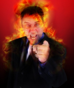 People are more likely to get aggressive when the temperatures around them are really high.