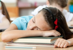 Physical exhaustion and a drop in academic performance are signs of a parentified child.